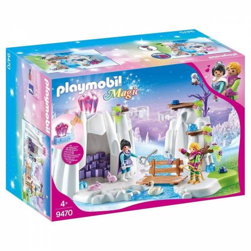 Playmobil Spielwelt »9470 - Magic - Suche nach dem Liebeskristall«