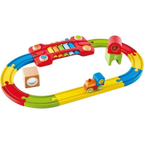 Hape Spielzeugeisenbahn-Set »Eisenbahn der Sinne-Set«