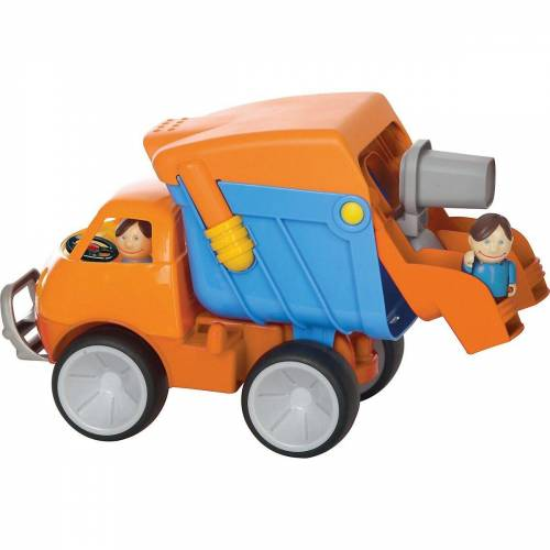 GOWI Spielzeug-Auto »Müllauto Box«