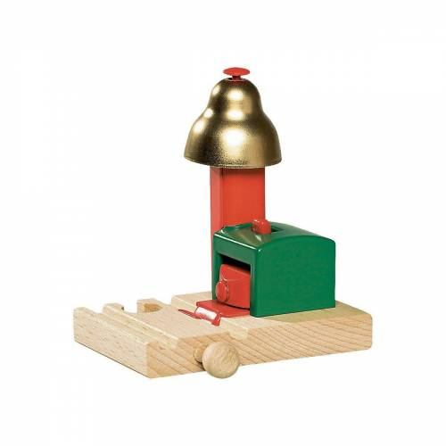 Brio Spielzeug-Eisenbahn »Magnetisches Glockensignal«