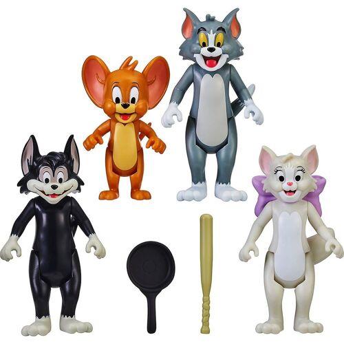 Moose Spielfigur »Tom & Jerry Figuren 4er Set, 8 cm«