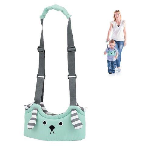 Chipolino Lauflernhilfe »Babylaufgurt 1st Steps«, Steps Laufhilfe Laufleine zuhause oder unterwegs, grün