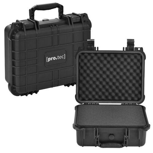 Pro-tec Koffer, Schutzkoffer in diversen Größen, ideal als Transportkoffer oder Fotokoffer 35 cm x 15 cm x 29.5 cm