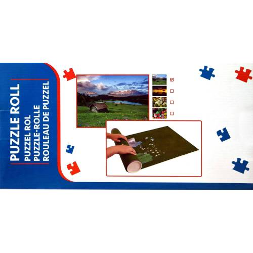 Euro Toys Europe Steckpuzzle »- Puzzle Matte 1000 Teile - Bergsee«, 1000 Puzzleteile