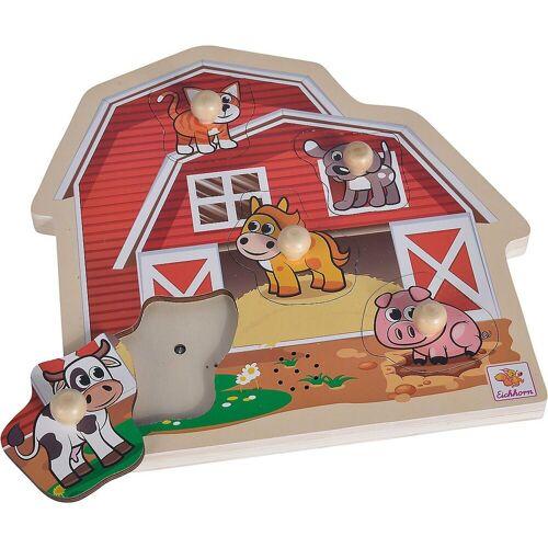 Eichhorn Steckpuzzle »Puzzle mit Sound«, Puzzleteile