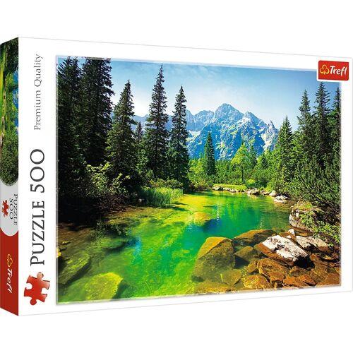 Trefl Puzzle »37117 Tatra Berge 500 Teile Puzzle«, 500 Puzzleteile