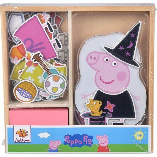 Eichhorn Puzzle »Peppa Pig Mag. Umzieh-Puzzle«, Puzzleteile
