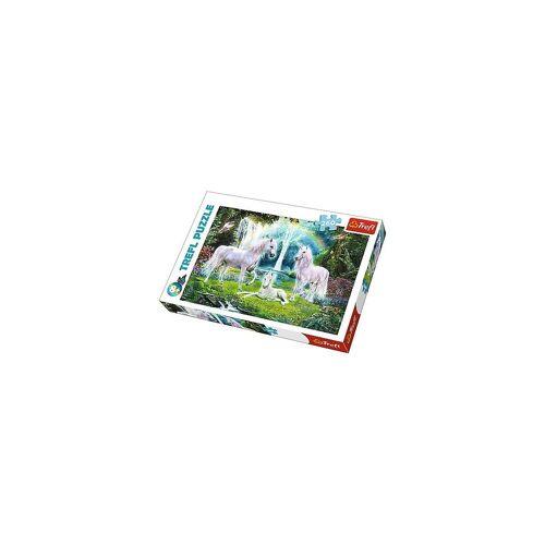 Trefl Puzzle »Puzzle 260 Teile - Einhörner«, Puzzleteile