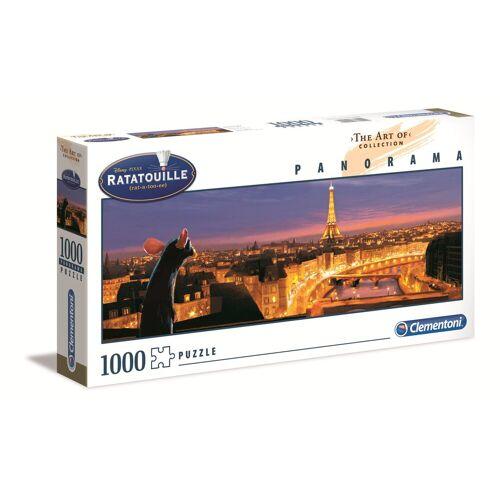 Clementoni® Puzzle »39487 Ratatouille 1000 Teile Panorama Puzzle«, 1000 Puzzleteile, Panorama Format