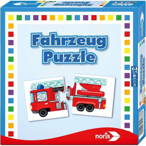 Noris Puzzle »Fahrzeug- Puzzle«, Puzzleteile