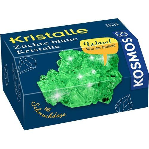 Kosmos Spiel, »Kristalle - Grüne Kristalle selbst züchten - mit Schmuckdose«