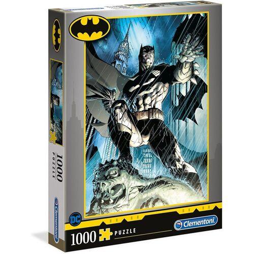 Clementoni® Puzzle »Puzzle 1000 Teile - Batman«, Puzzleteile