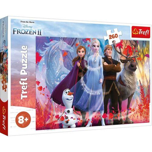 Trefl Puzzle »Puzzle 260 Teile Frozen 2«, Puzzleteile