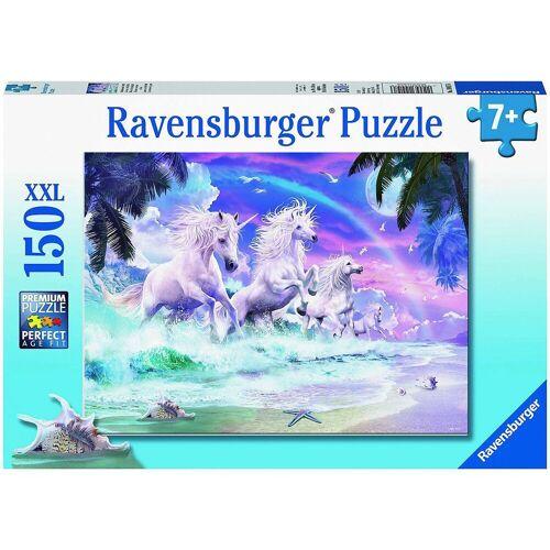 Ravensburger Puzzle »Puzzle Einhörner am Strand, 150 Teile XXL«, Puzzleteile