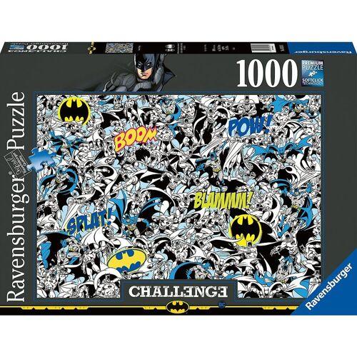 Ravensburger Puzzle »Puzzle Batman Challenge, 1.000 Teile«, Puzzleteile