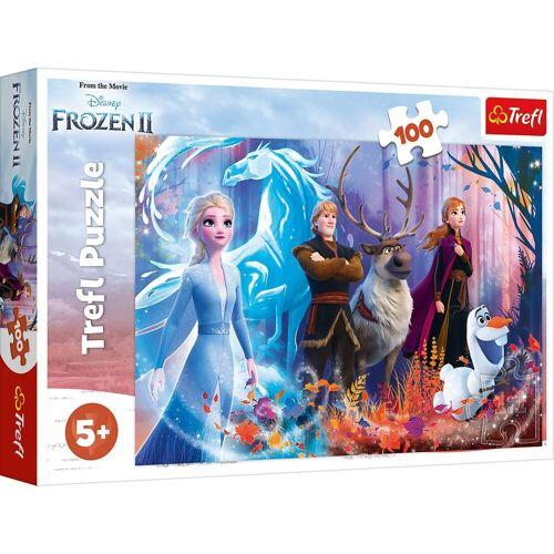Trefl Puzzle »Puzzle 100 Teile Frozen 2«, Puzzleteile
