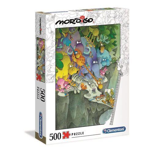 Clementoni® Puzzle »35080 Mordillo Kapitulation 500 Teile Puzzle«, 500 Puzzleteile