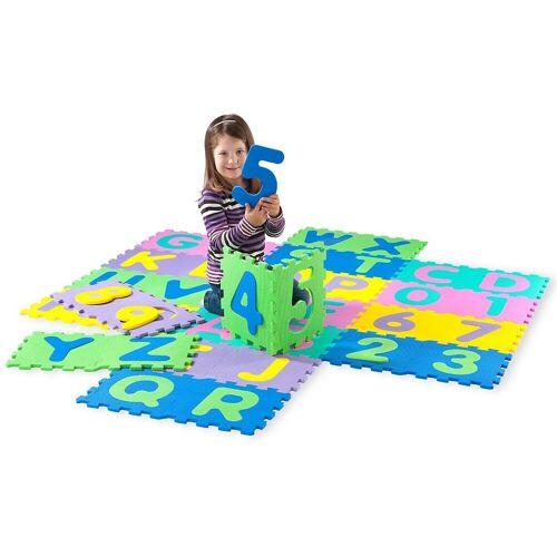 Playshoes Puzzlematte »Puzzlematte, 36-tlg.«, Puzzleteile