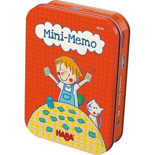 Haba Spiel, »Mini-Memo (Mitbringspiel)«