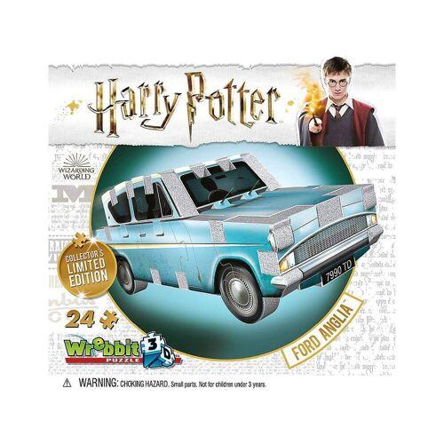 Wrebbit 3D-Puzzle »Harry Potter 3D Puzzle Ford Anglia «, Puzzleteile