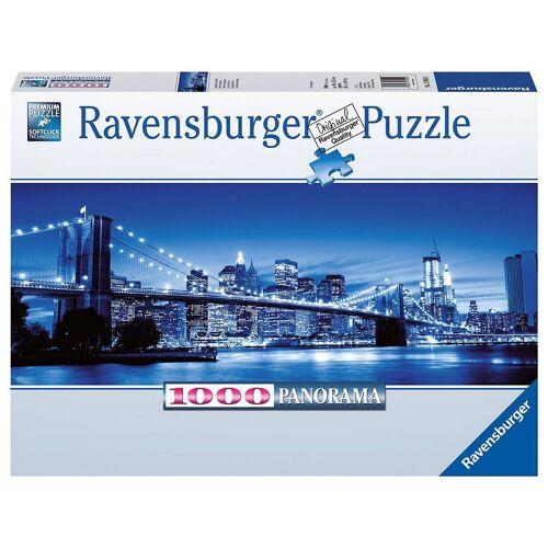 Ravensburger Puzzle »Puzzle 1000 Teile, 98x37 cm, Panorama, Leuchtendes«, Puzzleteile