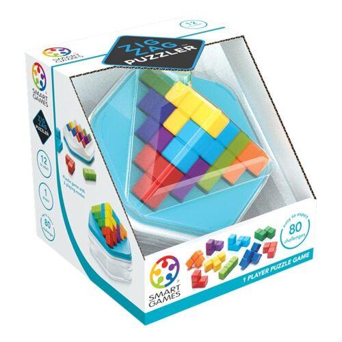 Smart Games Spiel, Logikspiel »ZigZag Puzzler«