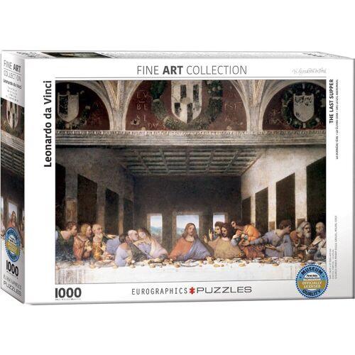 EUROGRAPHICS Puzzle »Puzzles 501 bis 1000 Teile 6000-1320«, Puzzleteile