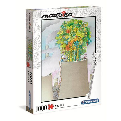 Clementoni® Puzzle »39535 Mordillo Das Heilmittel 1000 Teile Puzzle«, 1000 Puzzleteile