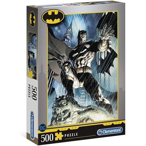 Clementoni® Puzzle »Clementoni 35088 Batman 500 Teile Puzzle«, 500 Puzzleteile