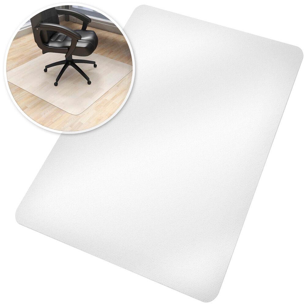 tectake Bodenschutzmatte für Bürostühle - 75 x 120 cm
