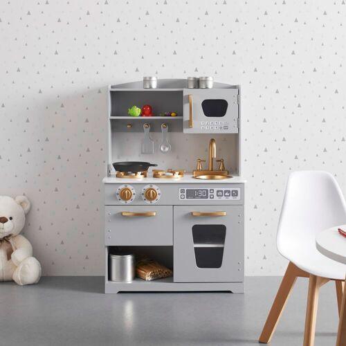 Bessagi Kids Kinderküche Bea in Grau