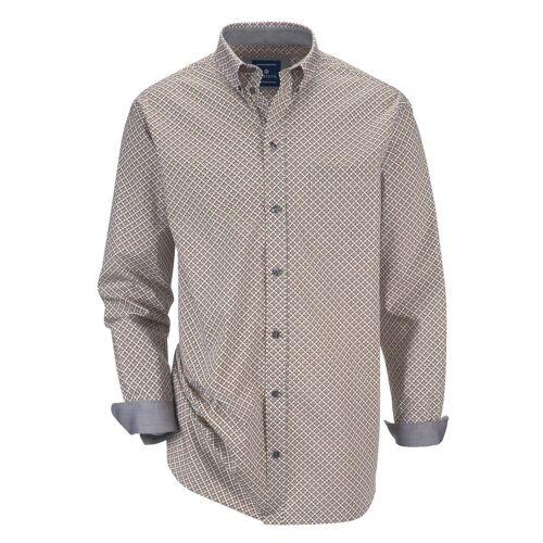 Babista Hemd in hochwertiger Qualität L (41/42);XL (43/44) weiß