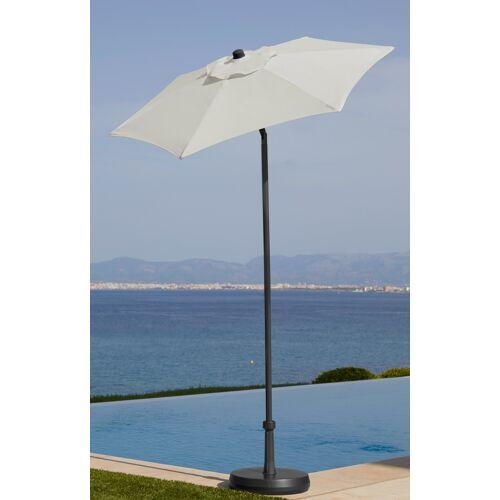 GARTEN GUT Sonnenschirm Push up Schirm Rom  beige