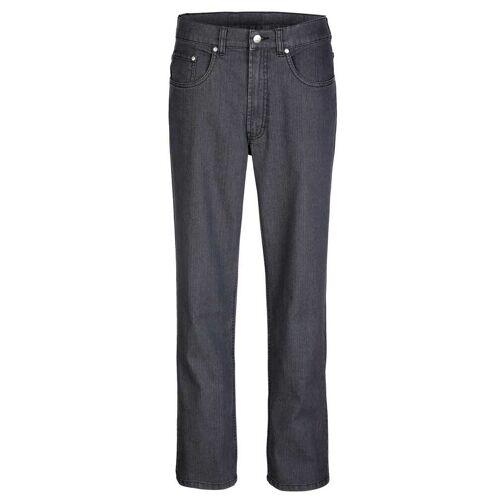 Roger Kent 5-Pocket Jeans mit Gürtelschlaufen 24;25;26;27;28;29;46;48;50;52;54;56;58;60;62 grau