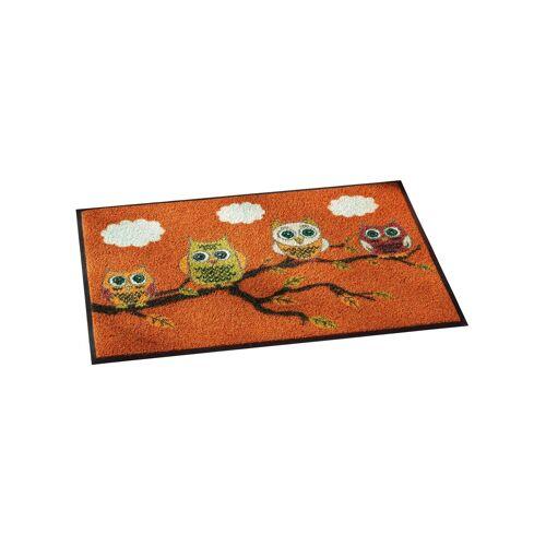 Wash & Dry Schmutzfangmatte 40x60 cm;60x180 cm orange