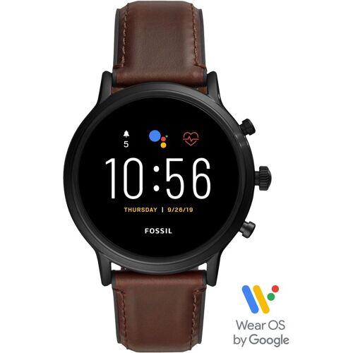 Fossil Smartwatches THE CARLYLE HR SMARTWATCH FTW4026 Smartwatch  braun