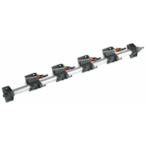 GARDENA Gerätehalter Aluminium Breite: 78 cm