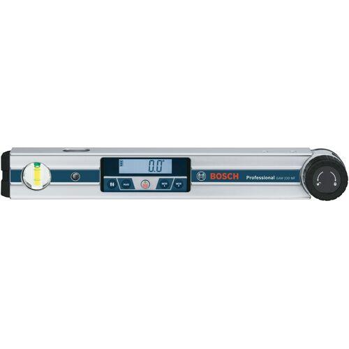 Bosch Professional Winkelmesser GAM 220 MF  blau