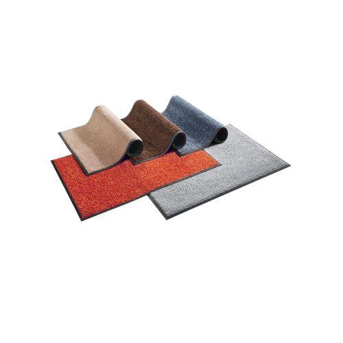 Schmutzfangmatte ;1 40x60 cm;2 50x75 cm;3 60x90 cm;4 60x180 cm blau