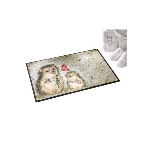 Schmutzfangmatte 1 40x60 cm;2 50x75 cm beige