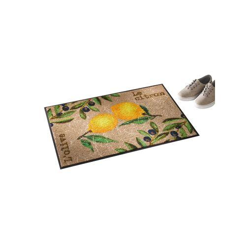 Schmutzfangmatte 1 40x60 cm;2 50x75 cm;3 75x120 cm;4 60x180 cm beige