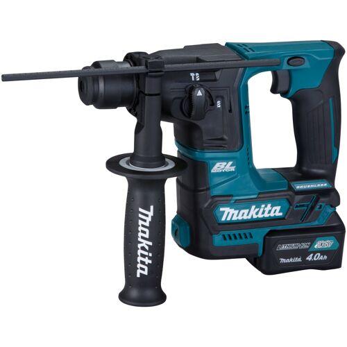 MAKITA Akku-Bohrhammer HR166DSAE1 / HR166DSMJ 108 V SDS+ inkl Akkus und Ladegerät  blau