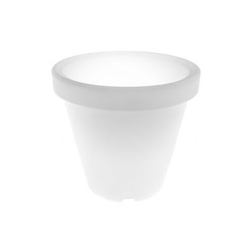 SKLUM LED-Pflanzgefäß für den Außenbereich Eroh Ø35 cm Sklum