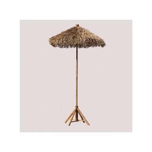 SKLUM Bambus-Sonnenschirm (Ø 130 cm) Quinn Bambus Sklum
