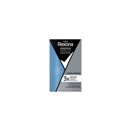 Rexona Men Maximum Protection Anti-Transpirant Cremestick Clean Scent