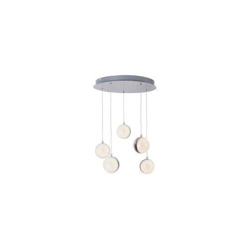 B.U.T. Sourcing Limited (PSH) LED-Pendelleuchte 5flg. D. 45 cm