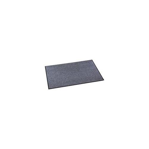 Poco Schmutzfangmatte Cleantex Grau B/l: Ca. 40x60 Cm
