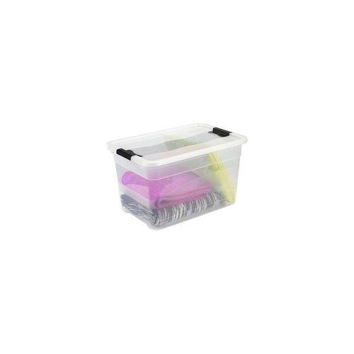 Keeeper Kristallbox Transparent B/h/l: Ca. 59,5x35x39,5 Cm