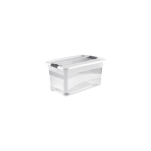 Keeeper Kristallbox Transparent B/h/l: Ca. 39,5x41x79,5 Cm