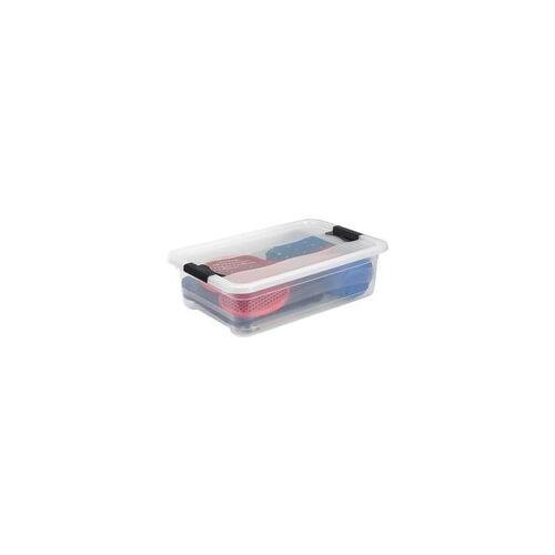 Keeeper Kristallbox Transparent B/h/l: Ca. 59x18x39 Cm